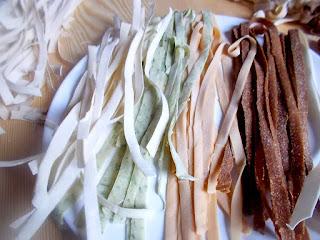 πώς φτιάχνουμε ζυμαρικά