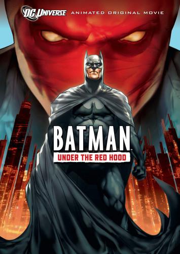 Batman: Capucha roja (2010) [BRrip 1080p] [Latino] [Animación]