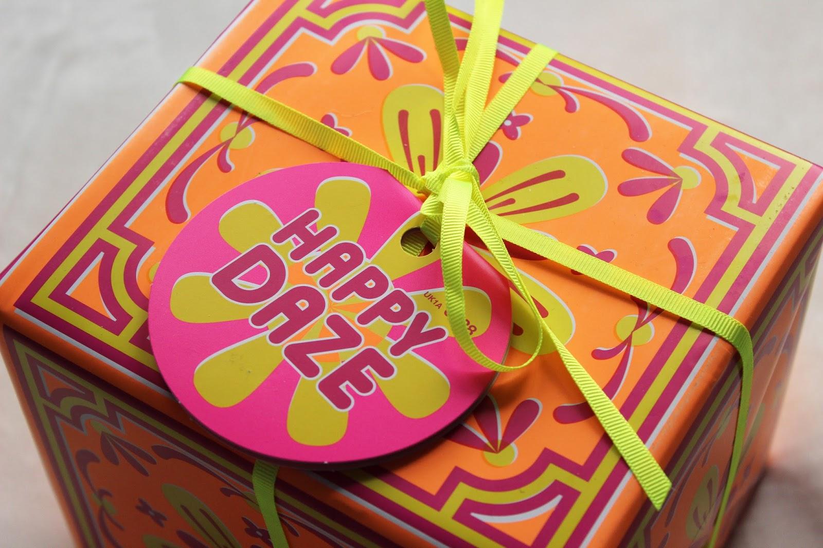Katrina Frances: LUSH Happy Daze Gift Box