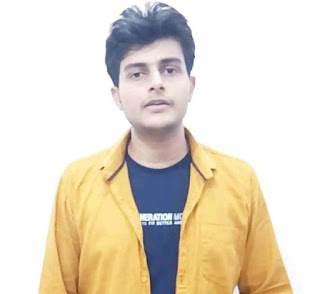 Brijesh Jaiswal (Founder OF HackerStair)