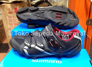Sepatu Sepeda Shimano M088 hitam