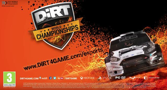 Anunciado el campeonato mundial DiRT World Championships