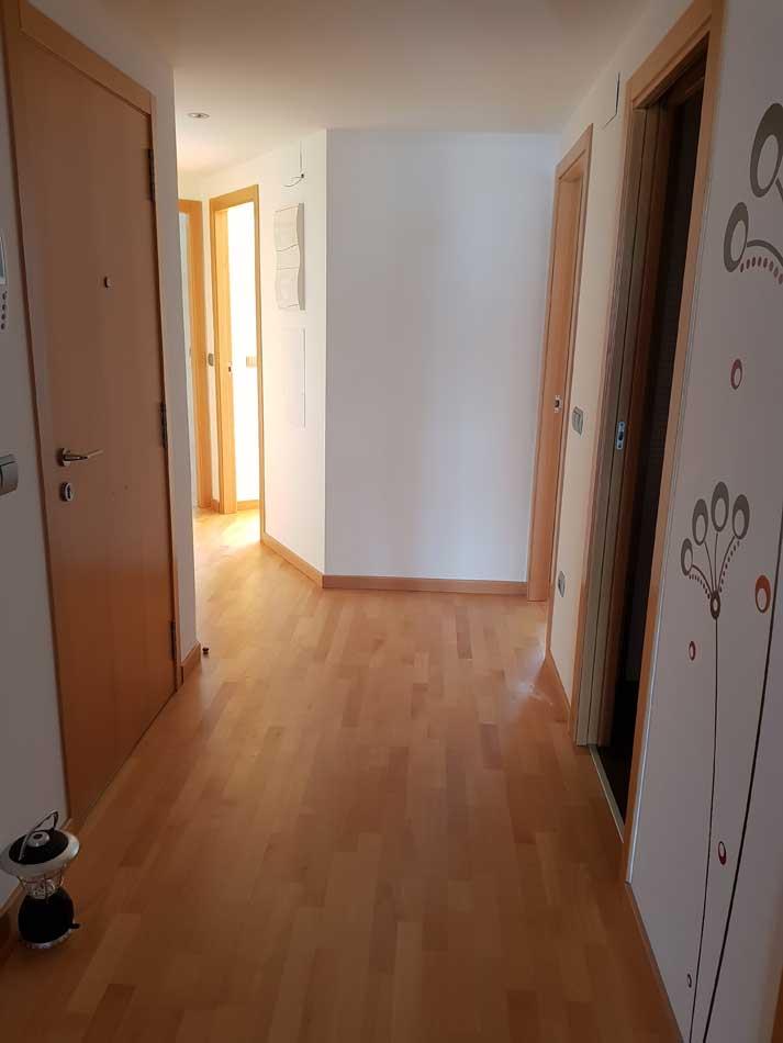 piso en venta calle benicarlo villarreal pasillo