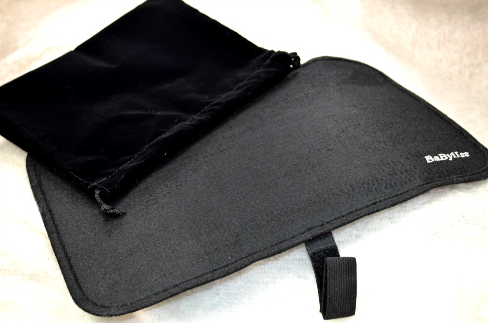 Image of the heat mat and storage bag