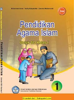 Buku Paket Pelajaran PAI Kelas 1 SD/MI
