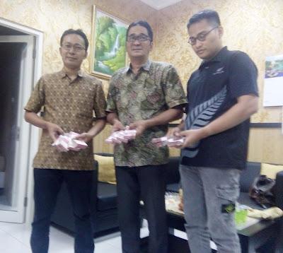 Nur Sasongko, Terpidana Kasus Korupsi SMKN 2 Kota Mojokerto Lunasi Uang Pengganti