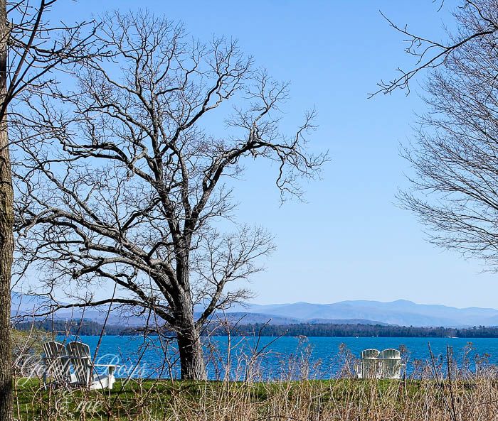 Lake Champlain in Essex, NY