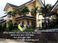 Villa Kota Batu | Daftar Villa Disewakan Di Batu Malang