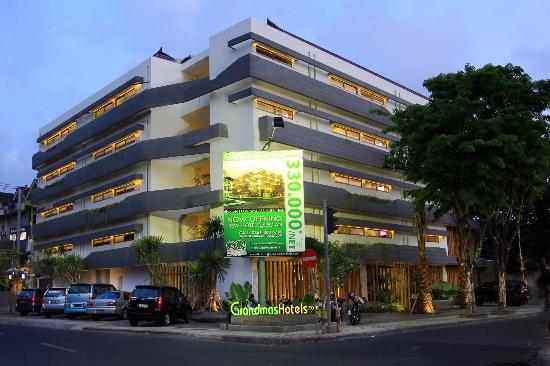 Grandmas Seminyak Hotel 3 Stars Usd 26 Night Bali Hotel Association