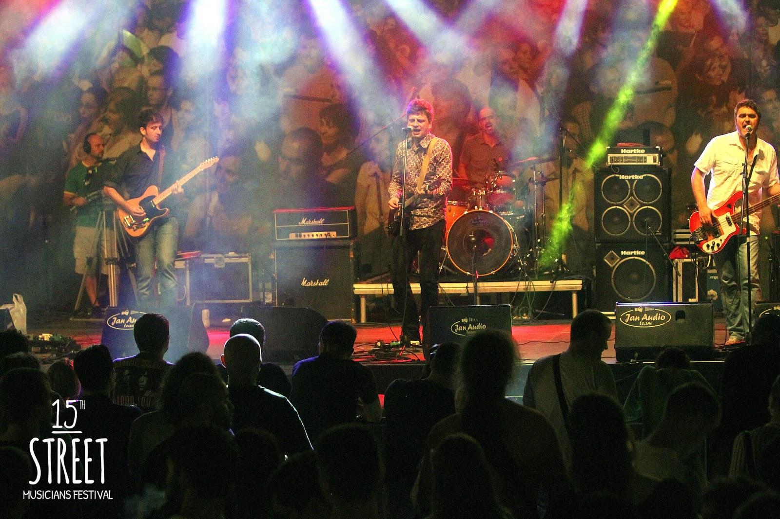 Фестиваль в Сербии