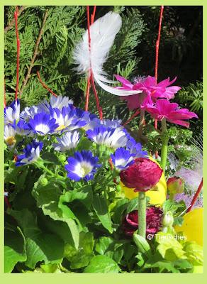 Tierisches, Blumen