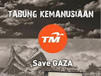 Tabung Kemanusiaan - Save GAZA 2014