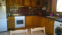 casa madera en venta borriol cocina