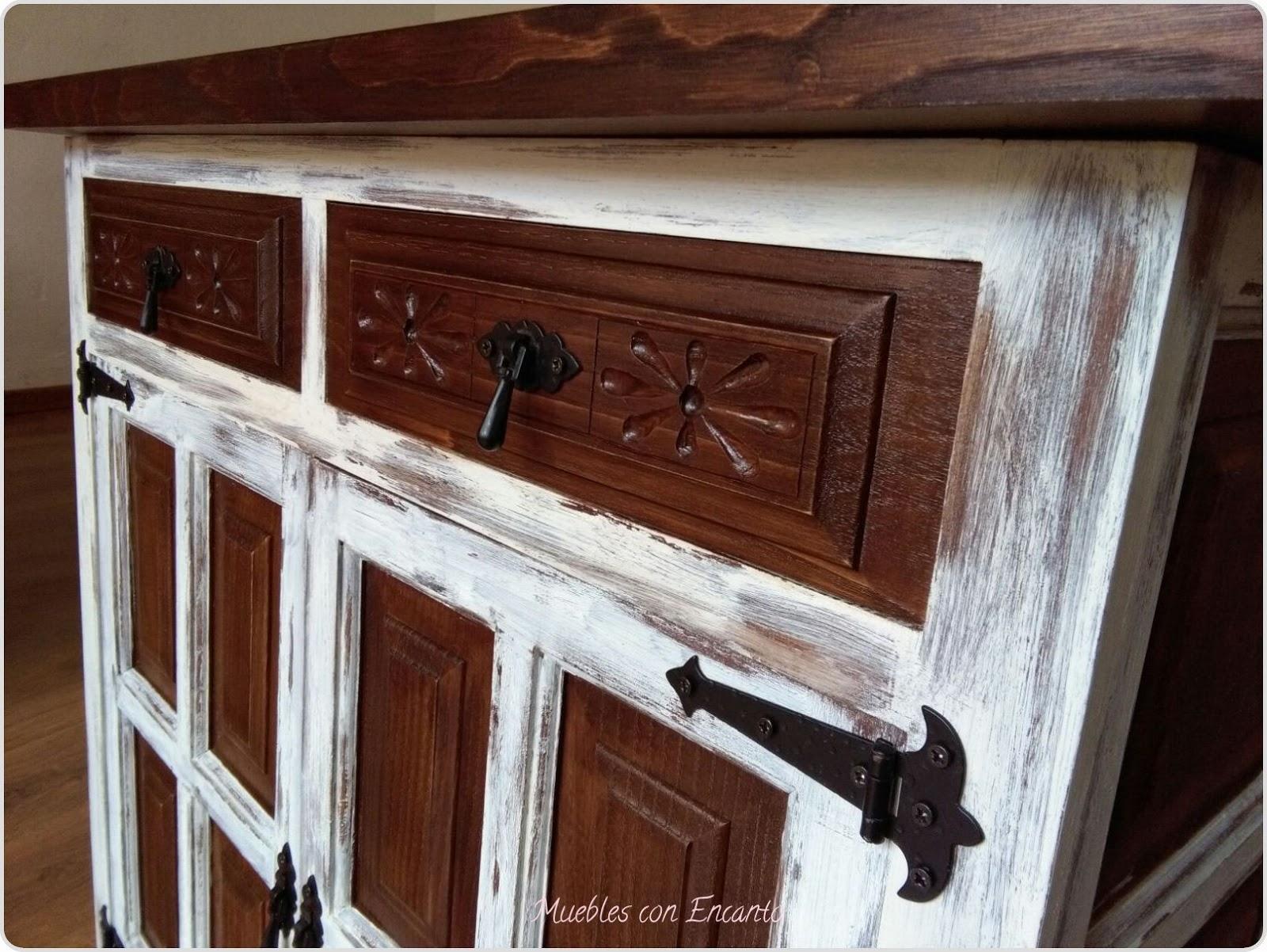 Castellano estilo vintage muebles con encanto - Muebles con encanto ...