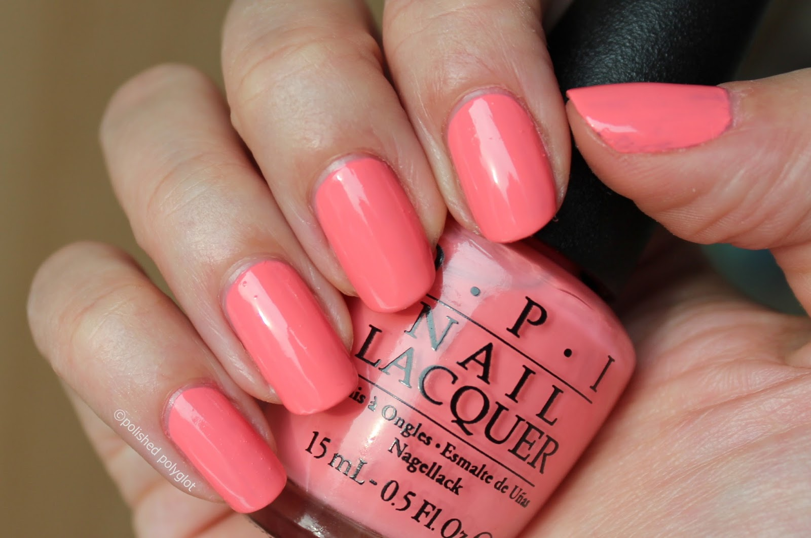 OPI New Orleans Collection Swatches & Review (II) / Polished Polyglot