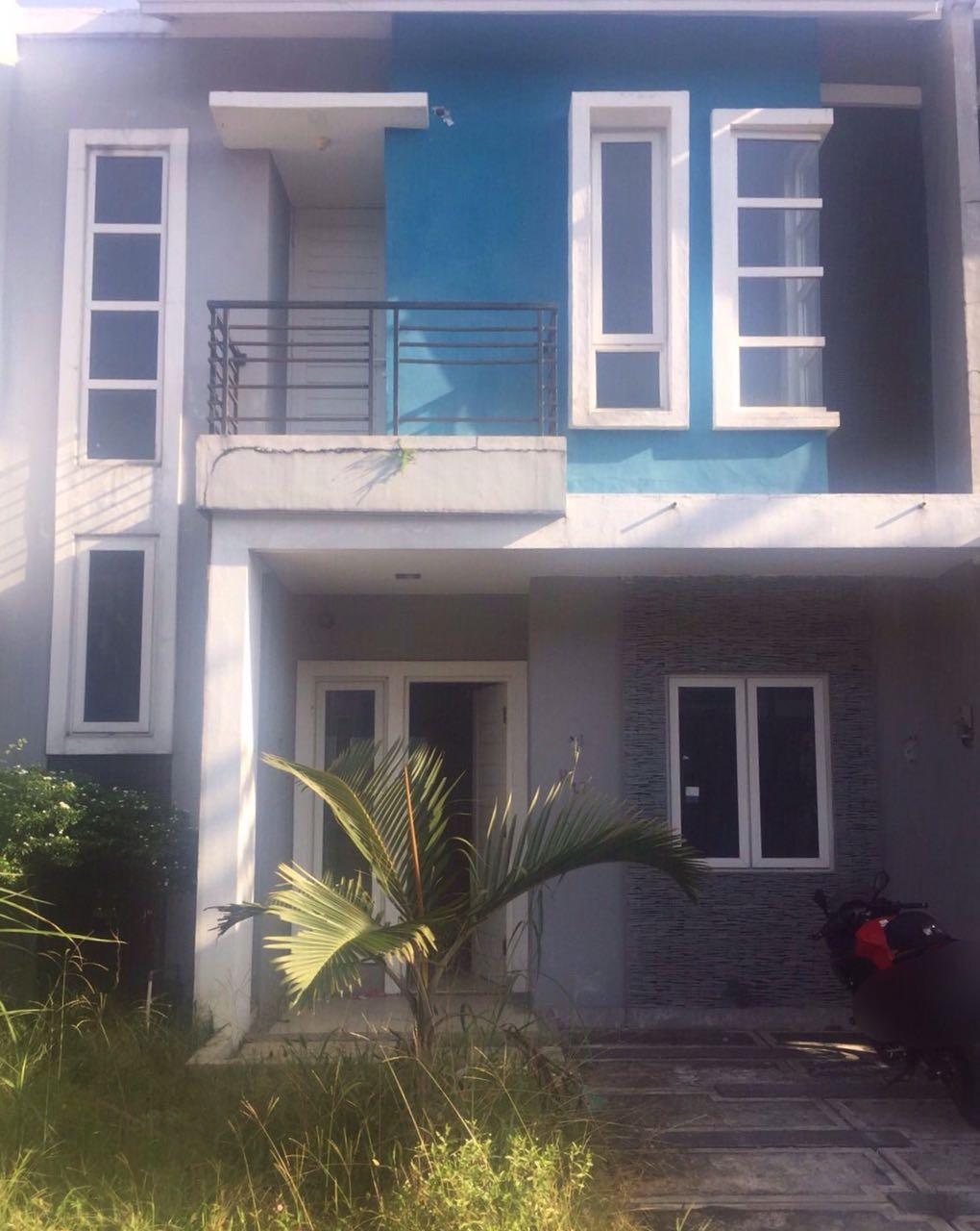 Rumah di  Villa Zeqita Jual Cepat Harga  670 juta Jln