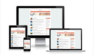 Nubie Fast | Template Blog Responsive Dan Fast Loading Dari Arlina Design