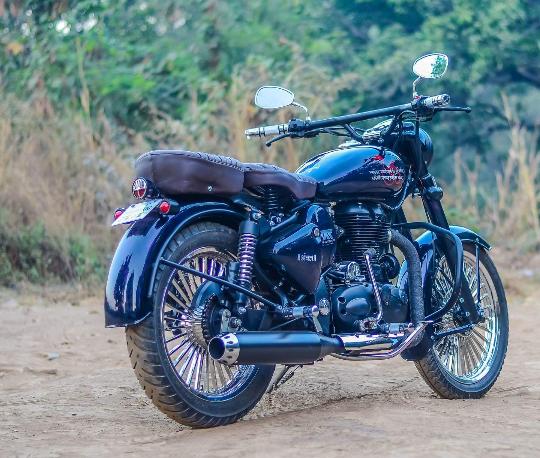 Maratha Motorcycles Ambadnya
