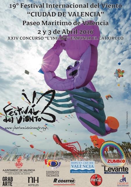 Festival del Viento de Valencia