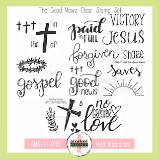 http://www.sweetnsassystamps.com/creative-worship-the-good-news-clear-stamp-set/