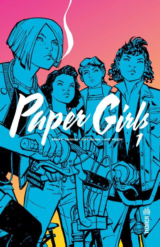 Paper Girls tome 1 critique