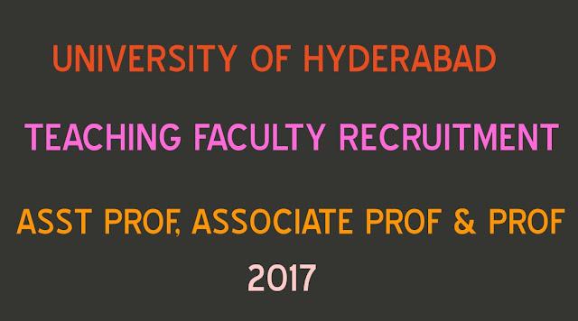UOH-Teaching-Post-Recruitment-2017