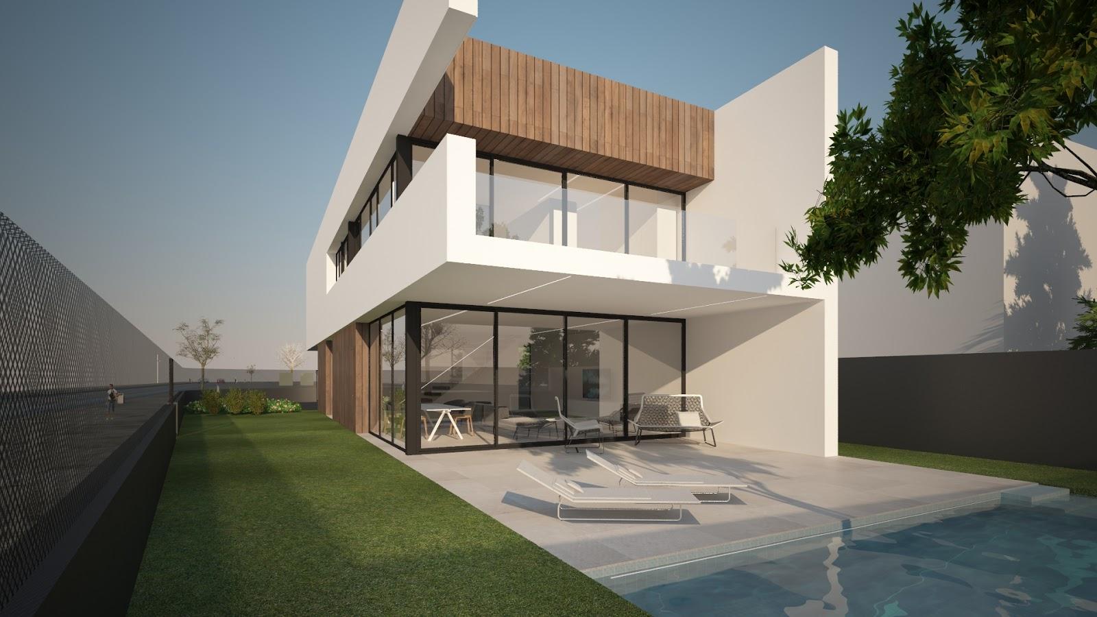 Ruben muedra estudio de arquitectura valencia - Casas en albal ...