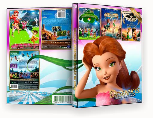CAPA DVD – Coleção Desenhos Vol.05 – ISO