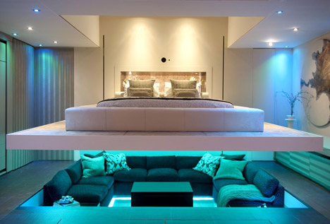 interesting greige living room future pla | Future Technology