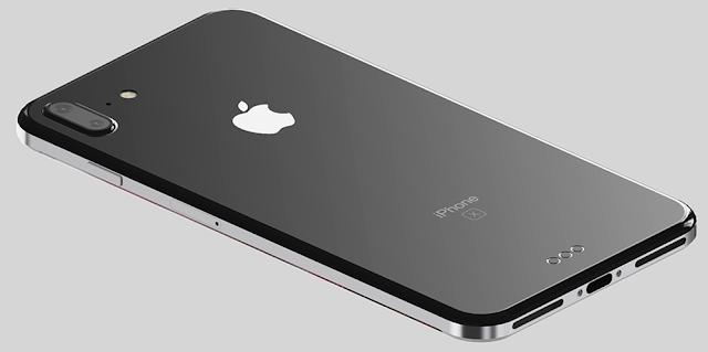 تسريبات تكشف عن هاتف ابل الجديد iPhone 8