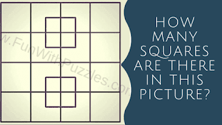 How many squares are there in this picture?