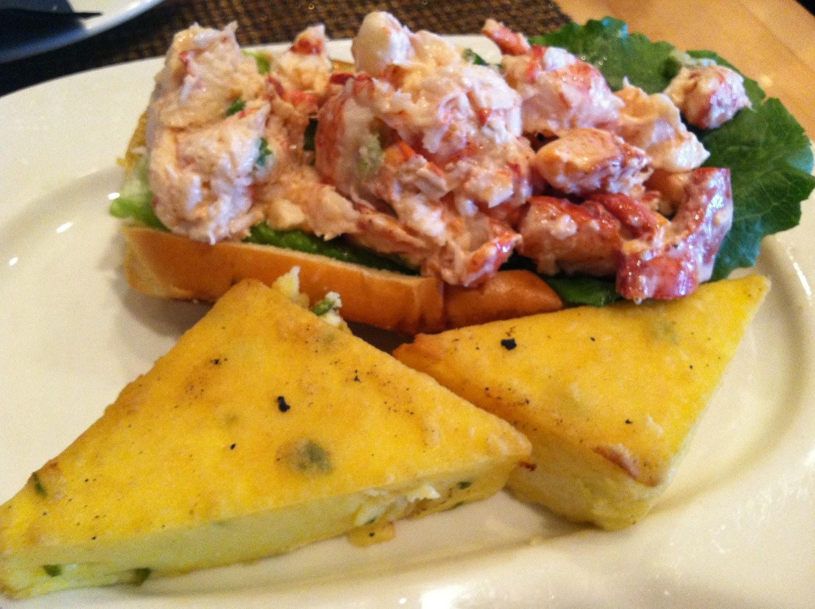 Legal Sea Foods Boston Logan Menu