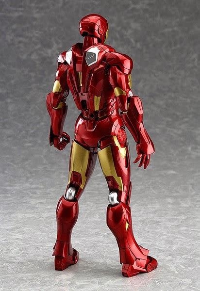 Gambar Tokoh Iron Man  Avengers  Koleksi Gambar Bagus