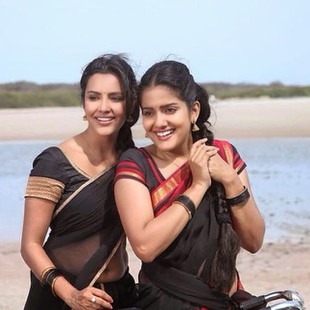 priya anand , & vishakha singh , in oru oorla rendu raja ,, Vishakha Singh Hot HD Images From Latest Events