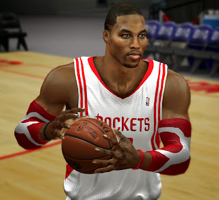 NBA 2K14 Dwight Howard Cyberface Hair Update
