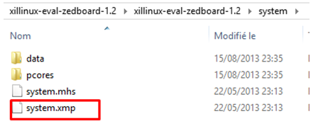 Running a Linux distribution ( Xillinux ) on ZedBoard