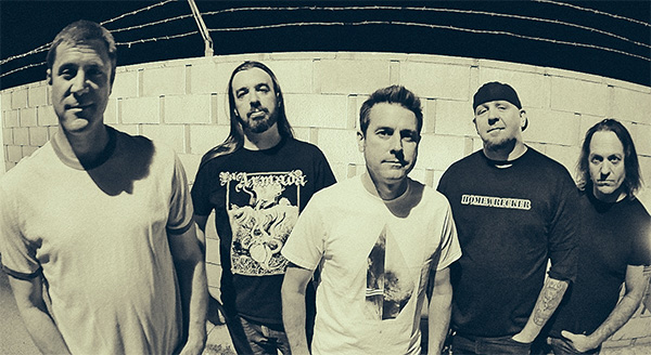 SoCal melodic punk rockers Pulley sign to Cyber Tracks