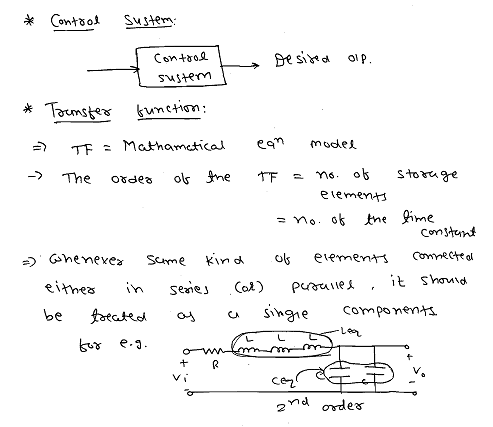control-system-notes