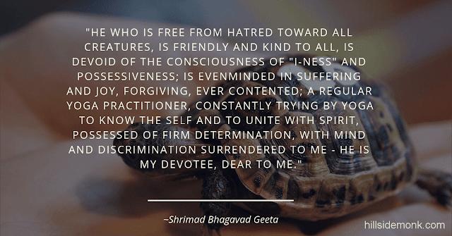 Bhagavad Geeta Quotes -8