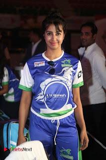 Actress Sanjjanaa Stills at CBL 2016 (Celebrity Badminton League) Event 0004