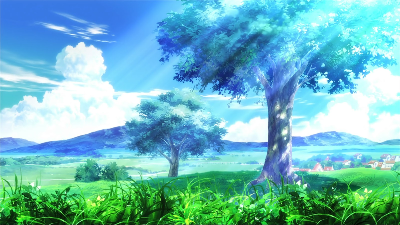 Beautiful places of the world enchanting wallpaper - Anime backgrounds com ...
