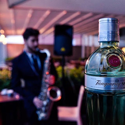 Yes, we Tanqueray