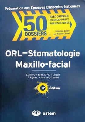 Télécharger | 50 Dossiers ORL avec Corrigés , Cas Clinique PDF