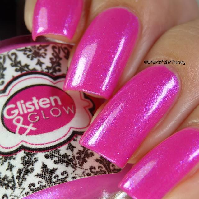 Glisten & Glow - Young, Wild & Pink