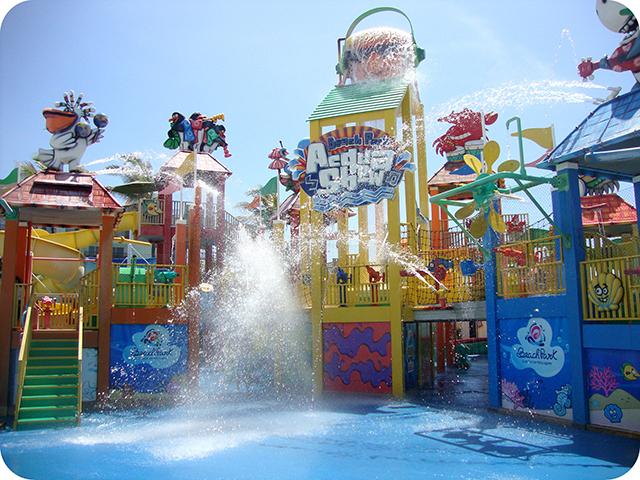 Beach Park - Aqua Show