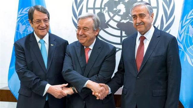Greek and Turkish Cypriot leaders agree to return to reunification talks: Guterres
