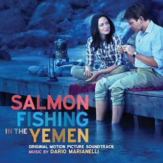 salmon fishing in the yemen soundtracks
