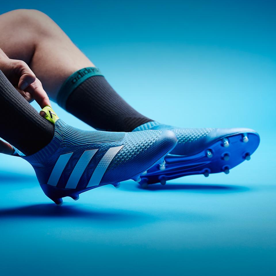 shock blue adidas ace 16 purecontrol boots released. Black Bedroom Furniture Sets. Home Design Ideas