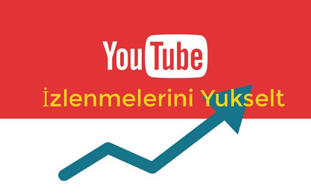 youtube kanal reklamı yaparak izlenme yukseltme