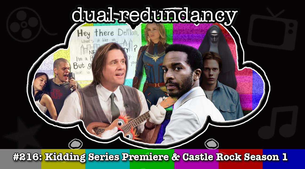 Dual Redundancy: Podcast Episode 216: Kidding Series